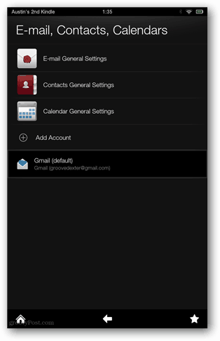 disable email syncing
