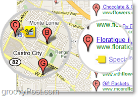 advertise local shops on google maps for